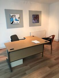 Lovely Desk Space Available