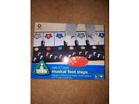 ELC brand new unopened Musical Footsteps Play Mat