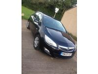 Vauxhall Astra 1.4 (59 plate )