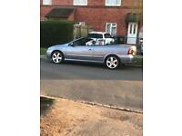 Vauxhall Astra 1.8 16v convertible special edition 2005