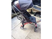 Mothercare urbanit buggy