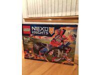 LEGO 70319 Nexo Knights Macy's Thunder Mace, NEW