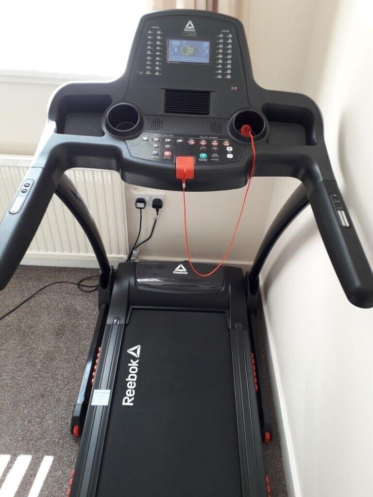 venta barata del reino unido rendimiento confiable Reino Unido Reebok One GT40S Treadmill (used less than 10 times so ...