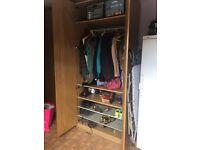 Shoe cupboard/ wardrobe