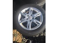 """16"""" Seat Leon Alloys & Tyres"""