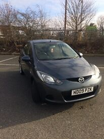 Mazda 2. In great condition with only two lady owners. MOT until Oct 2017.