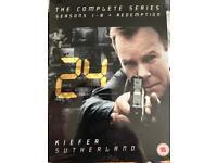 24 - Complete Series - Season 1-8 Unopened box set