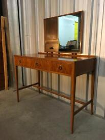 Mid Century dressing table delivery poss