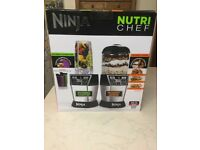 Ninja Ultimate Chopper, Blender & Mini Food Processor with Auto iQ 1200W – NN100UK