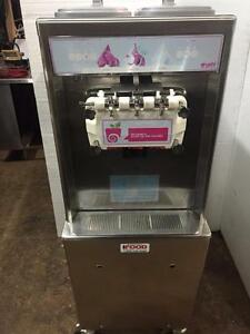 Soft Serve Ice Cream Machine - Five Machines - Taylor 794-27