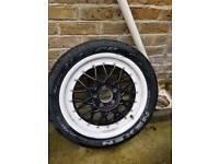 "Bwm bbs 17"" wheels"