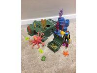 Playmobil Sea Wreckage