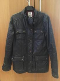 CREW CLOTHING Ladies Waxed Cotton Jacket size 12
