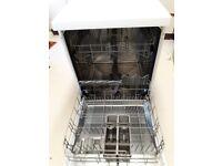 Siemens full size dishwasher