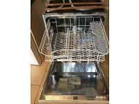 Indesit Integrated Dishwasher DIF04 (DWL-DEA602-S)