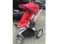 Quinny buzz pushchair and travel system