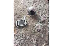 Motorola MBP41 Video Baby monitor