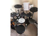 Roland TD 11K electronic drum kit