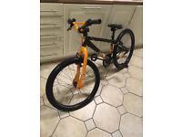 BMX OVERSIZE X-RATED STUNT BIKE