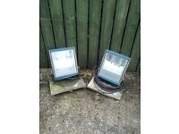 2 No gewiss low energy yard lights