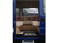 2006 Citroen Relay Camper Van For Sale