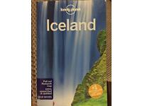 Iceland Lonely Planet Guide book