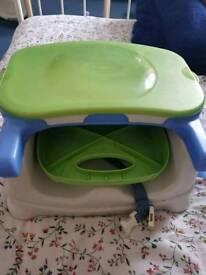 Fidding chair