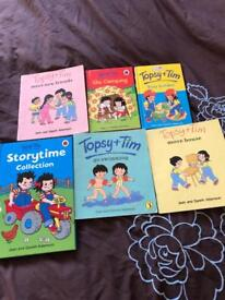TOPSY AND TIM BOOK COLLECTION