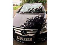 2009 Mercedes-Benz B150 Hatchback, 1.5 5dr Automatic, Petrol, 78120 miles