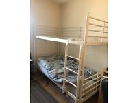 Metal bunk bed for free