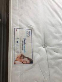 Orthopedic small double mattress