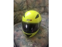 Helmet, scooter lock and hands grip for £24