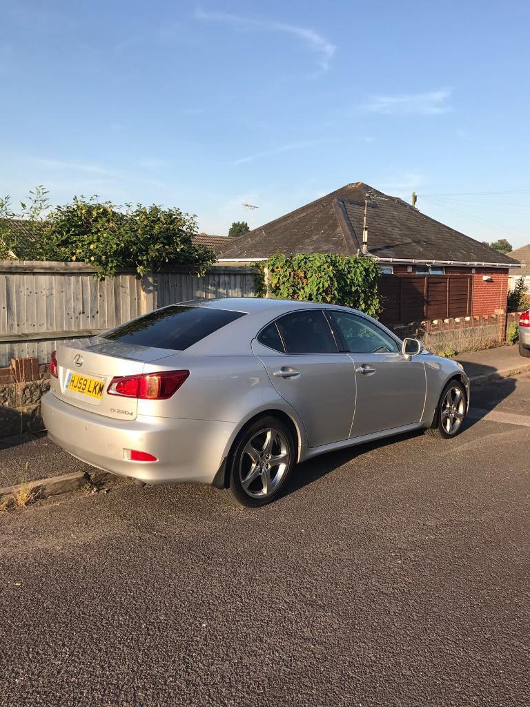 Find the best used cars in the uk for cheap lexus is 220d diesel 2 2l 2010 59 reg silver 10 months mot left low