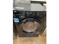 BEKO 8+5KG Washer Dryer black