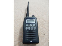 HAND-HELD SCANNER RECEIVER FOR AIRBAND, VHF LOW BAND, WFM/AM/FM