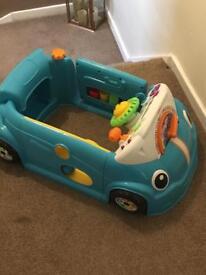 Activity toy car