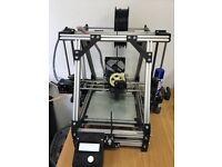 RepRap MendelMax 3D printer