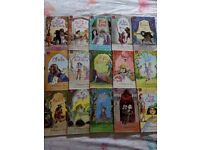 A collection of A Shakespeare Story books (15 books) all in good condition