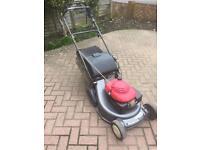 Honda hrd 535 rear roller lawnmower