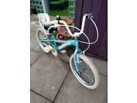 18 inch Girl Bike