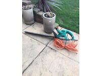 Black and decker heavy duty hedge trimmers cutters
