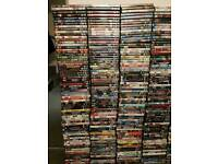 500plus dvds (collection only)