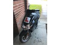 50cc moped MBK 2002