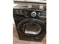 Hotpoint 9kg condenser tumble dryer tcud97b