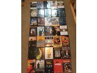35 DVDs various titles