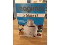 Brand New Magimix Ice Cream Maker