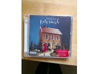 Kate Nash 'Made of bricks' CDs. 50p