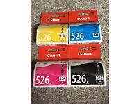 New Canon Pixma Inks