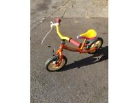 Variety of kids bikes scooter and my first ride all £5 each