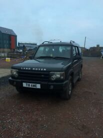 Discovery td5 53plate low miles
